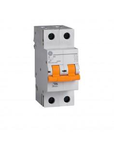 Автоматичний вимикач DG 62 C16 2P 6kA General Electric