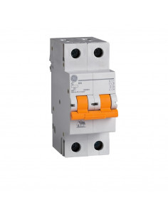 Автоматичний вимикач DG 62 C40 2P 6kA General Electric