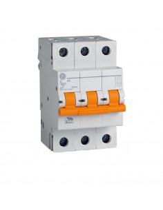 Автоматичний вимикач DG 63 C10 3P 6kA General Electric