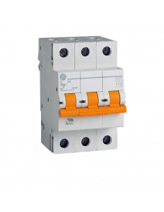 Автоматичний вимикач DG 63 C20 3P 6kA General Electric