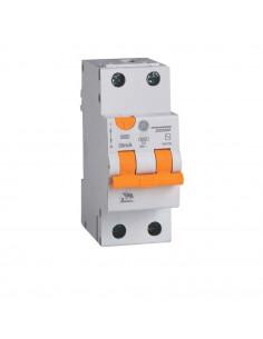 Дифференциальный автоматический выключатель DDM60 C20/030 2P AC
