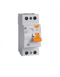 Устройство защитного отключения DCG240/030 2P General Electric