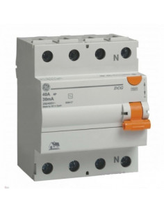 Устройство защитного отключения DCG425/030 4P General Electric