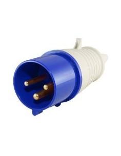 Силовая вилка переносная e.plug.pro.3 3п 230В 16А E.Next