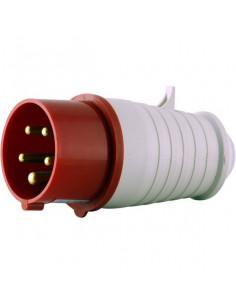 Силовая вилка переносная e.plug.pro.4 4п 380В 16А E.Next