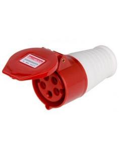 Силовая розетка переносная e.socket.pro.5 5п 380В 16А E.Next
