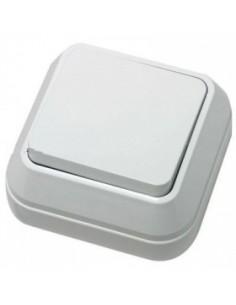 Выключатель Makel 1кл белый IP55