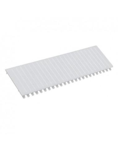 Полоса-заглушка для щитов всех серий 219мм белая