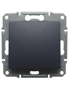 Заглушка Schneider Sedna графит SDN5600170