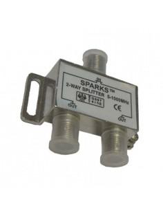 Сплиттер для антенного кабеля А-2 с гайкой