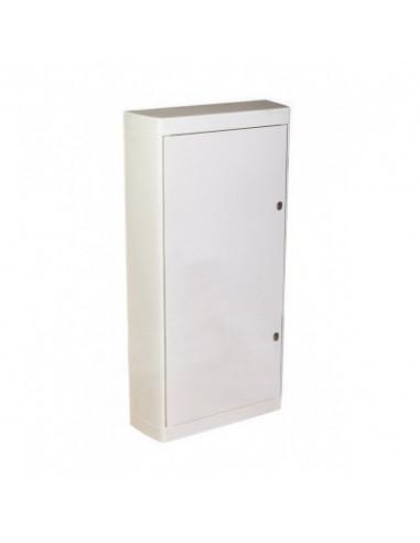 Щиток Nedbox наружного монтажа 4х12м с белыми дверцами Legrand