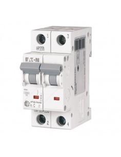 Автоматический выключатель HL C 2P 63A Eaton