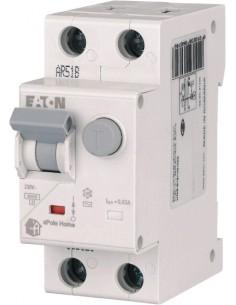 Дифференциальный автоматический выключатель HNB 1P+N C 10А 0.03
