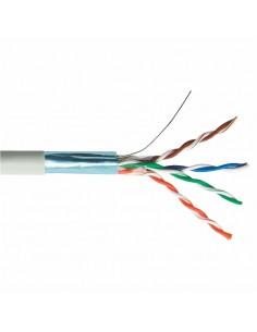 Кабель витая пара FTP Cat 5e медь 4пары CCA PVC Indoor Dialan