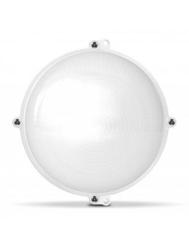 Светильник LED (ЖКХ) круглый 18W 5000K 220V белый (VL-BHR-185AW)