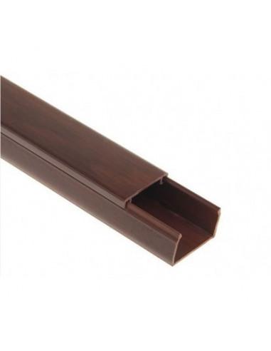 Кабельный канал Sokol 20х10 (140) Professional темно-коричневый цена за 1 м.пог