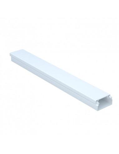 Кабельный канал Sokol 20х10 (140) Standard белый цена за 1 м.пог