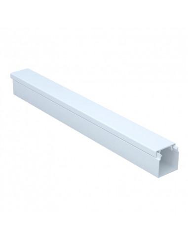 Кабельный канал Sokol 16х16 (180) Standard белый цена за 1 м.пог