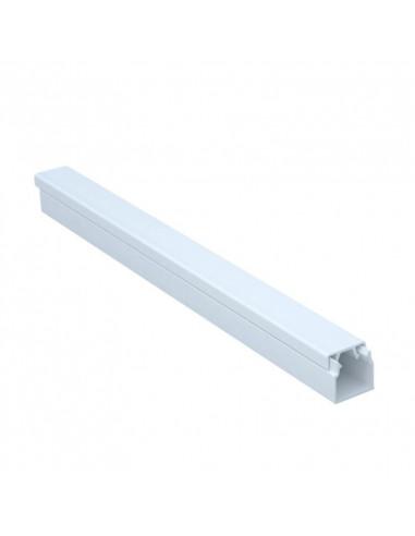 Кабельный канал Sokol 12х12 (200) Standard белый цена за 1 м.пог