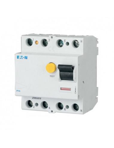 Устройство защитного отключения PF4 4Р 63А 0.03 Eaton