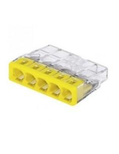Клемма WAGO для распред. коробок 2273-245 (24А/0,5 - 2,5 mm2) с