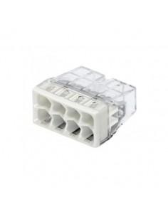 Клемма WAGO для распред. коробок 2273-248 (24А/0,5 - 2,5 mm2) с