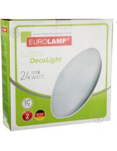Светильник светодиодный Eurolamp 24Вт 4000K LED-NLR-24/4-N2