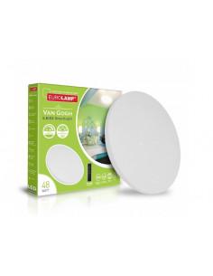 Светильник светодиодный Eurolamp 48Вт 3000-6500K LED-SL-48W-N17