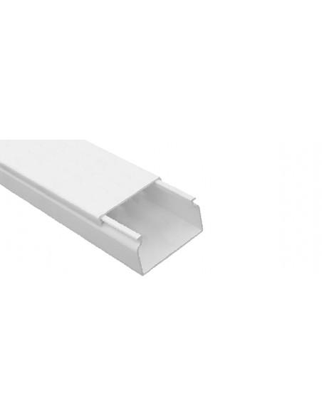 Кабельный канал Sokol 25х16 (120) Professional белый цена за 1