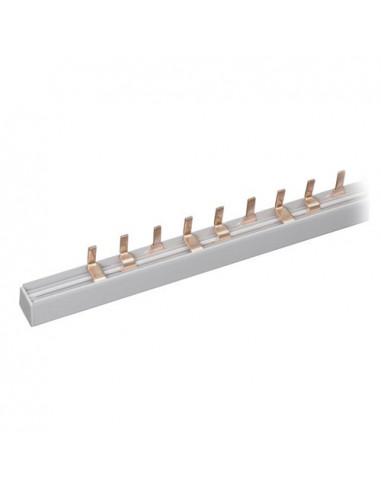 Шина соединительная PIN (12 штырей) 1Р 63А длина 22см IEK