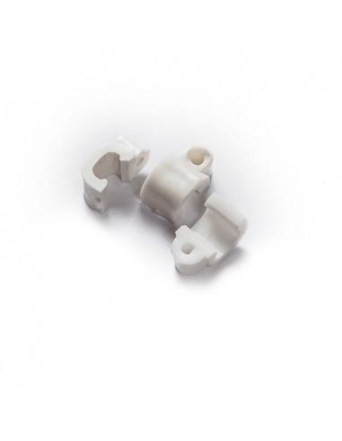 Крепленние кабельное плоское d6х4 (100шт)