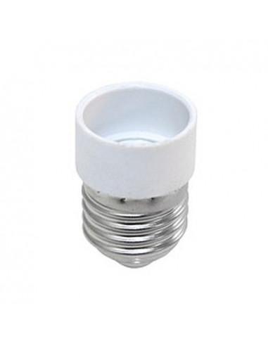 Патрон-переходник керамический Е27-E14 230V/50Hz 4A Feron