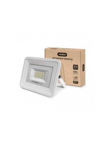 Прожектор LED Videx 20w 5000K белый