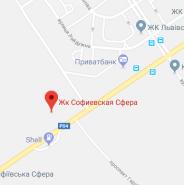 SOKOL – Киев, Софиевская Борщаговка, ЖК Софиевская сфера